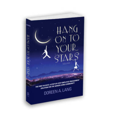 Kindle Version of Hang on to Your Stars is now available for purchase on Amazon for only $9.99