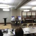 Doreen Recently Spoke at the 5 Score and So Much More Group Meeting