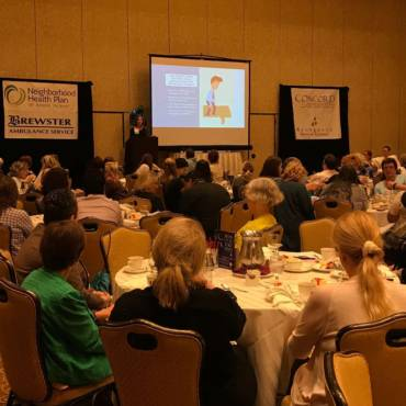 Doreen Recently Spoke at the Rhode Island Assisted Living Association Conference