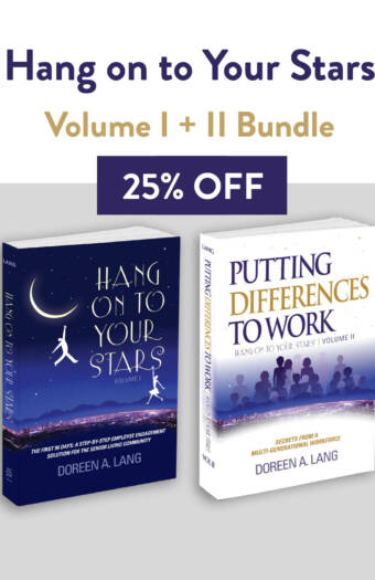 Hang on to Your Stars Senior Living Community Bundle